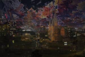 Dark City by Stuckindoors