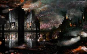 Interior landscape by Stuckindoors