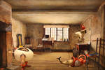 Bosch's House Pets by Stuckindoors