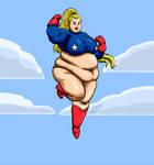 Commission: Some Super Hero