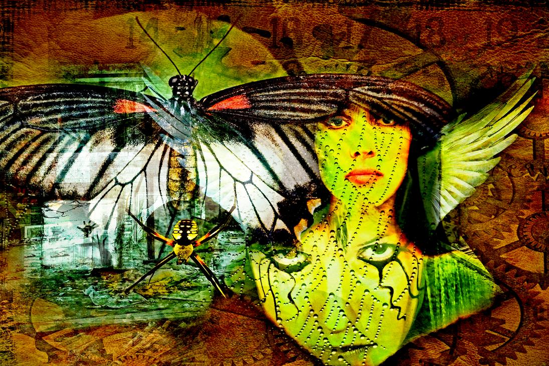 Magic Dream 03 by caddman