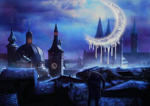 - Moon Tears Falling -