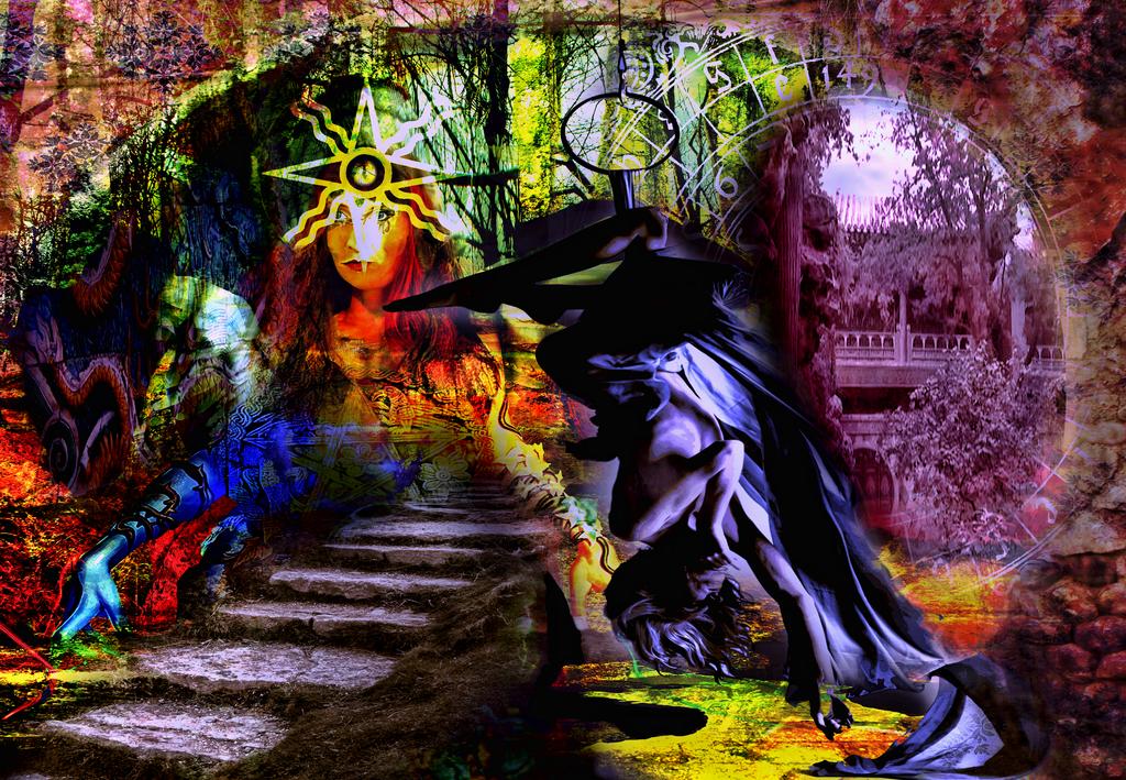 T Wing Dreams 11 by caddman