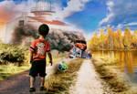 T Last DREAMS 15 by caddman
