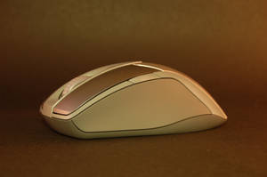 MS Bluetooth Mouse -yellow- by Kouri1977