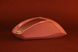 MS Bluetooth Mouse -red- by Kouri1977