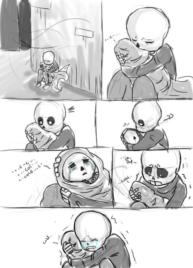 Baby Bones Ask: #1 (Pap's First Word) by ...