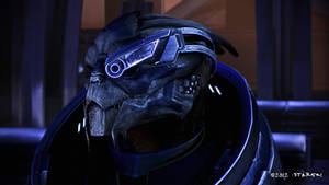 Hey Shepard, check out my new visor