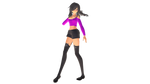 [MMD x Aphmau] Graduation Day Outfit Model DL!