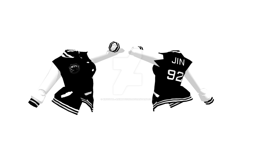 [MMD] BTS Jacket by Krystal-Animations