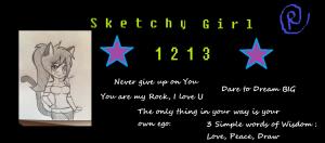 SketchyGirl1213's Profile Picture