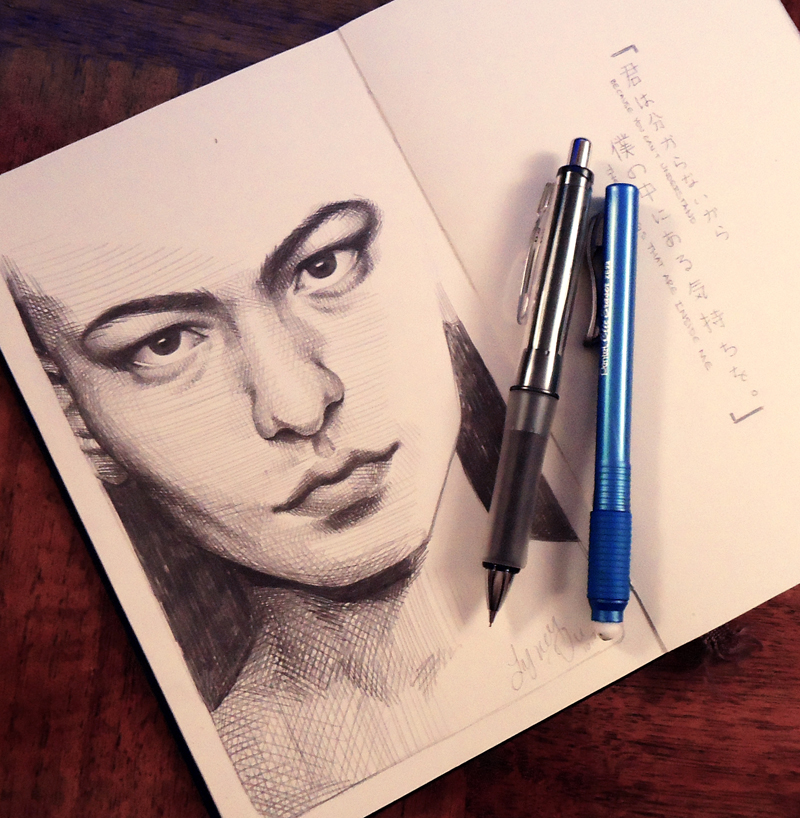 Sketch by Huyen-n00b