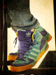 Coloured Shoes. by Gladice