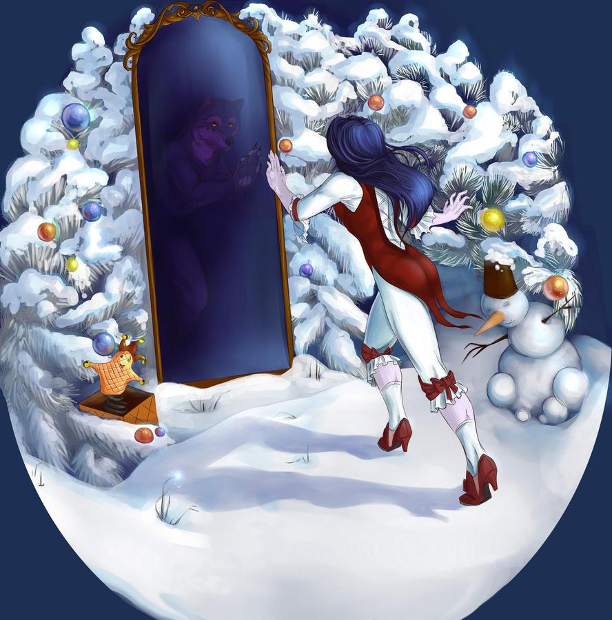 Secret Santa!Wol4ica by baronessochca