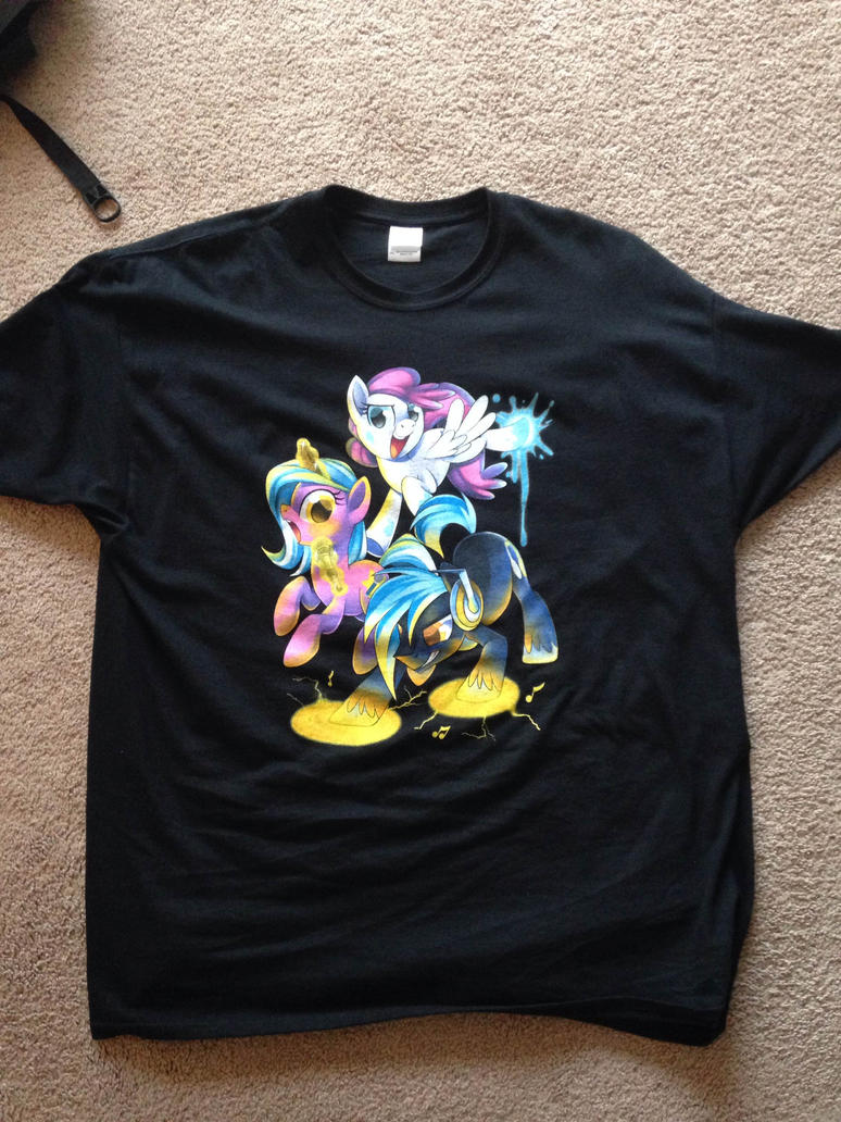 BronyCon shirt. by Railphotos on DeviantArt