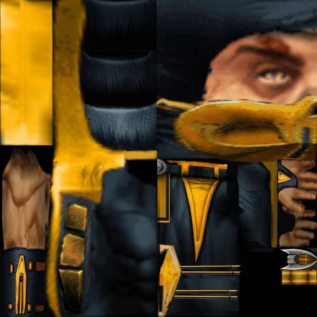 Gta Vc Skins Pack Bmp: MKA Scorpion's Skin For GTA III By Cordisiolol On DeviantArt