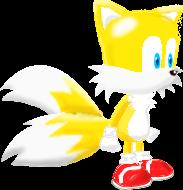 Tails fan art by GaussianCat