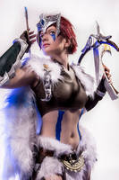 Quinn cosplay by envoysoldiercosplay
