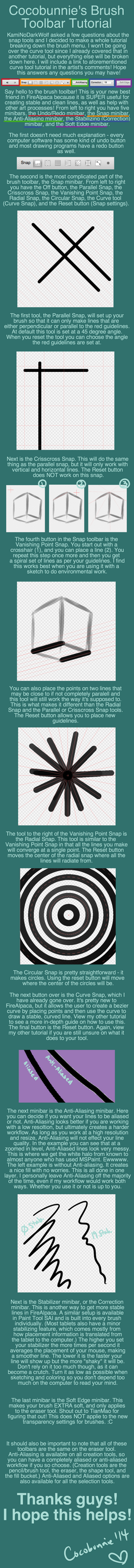 Tut: Brush Toolbar Breakdown (Updated!!) by cocobunnie