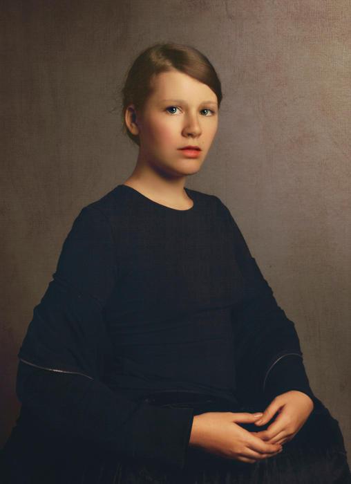 Raphael's Girl