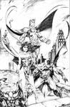 DC Big 3 - Supes, Bats, WW