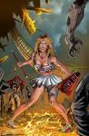 Zombies vs Cheerleaders 2cover