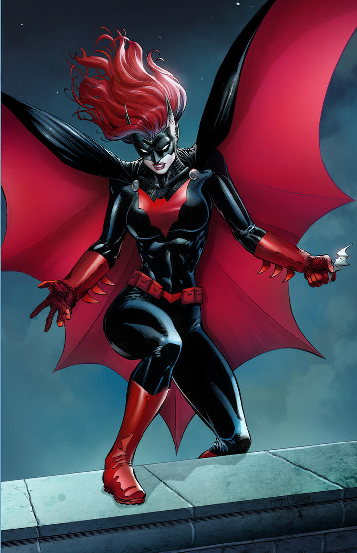 Batwoman by Jason Metcalf and Ula Mos by JasonMetcalf