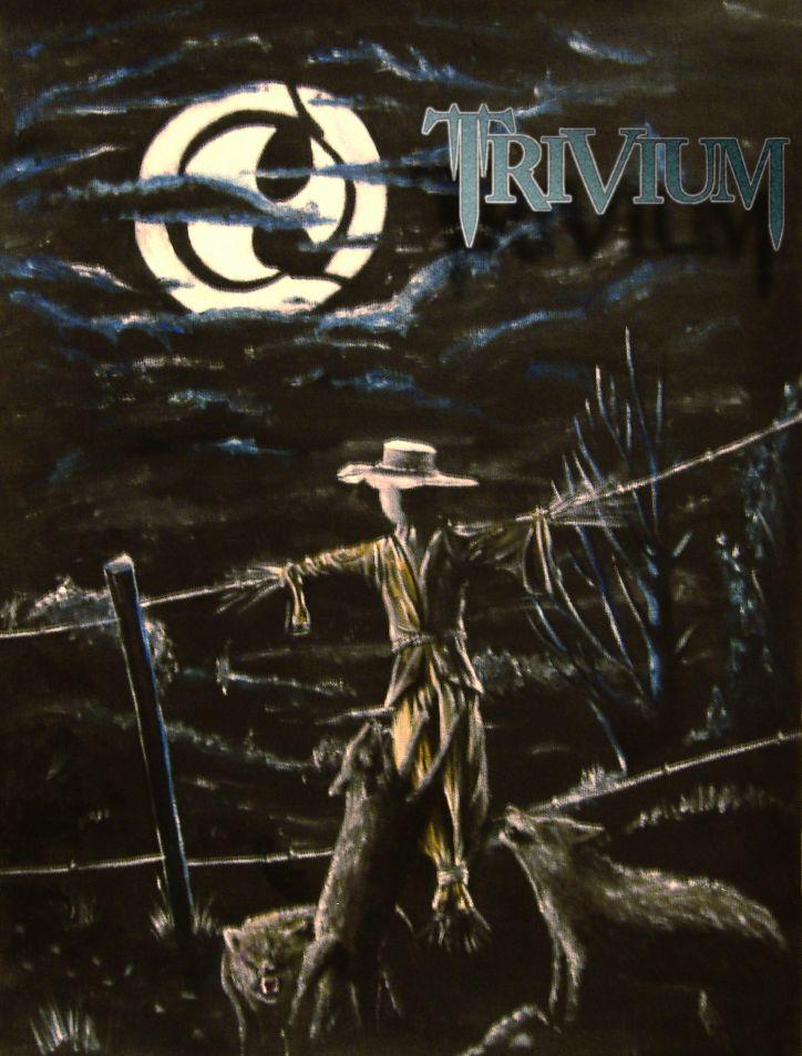 Trivium – And Sadness Will Sear Lyrics | Genius Lyrics