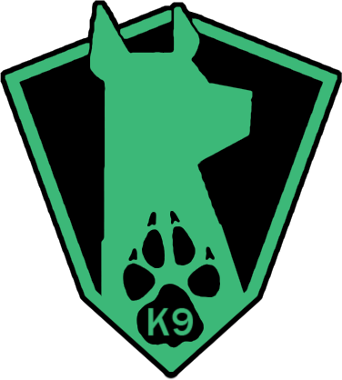 K9 Rebels logo by MysticM