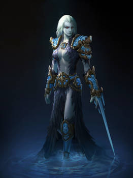 Frost Assassin-Nydia Angeer