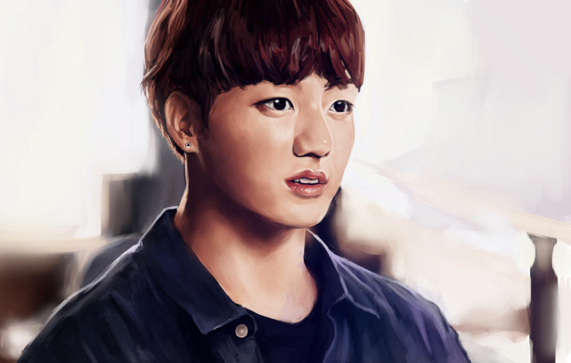 Kookie by saicing