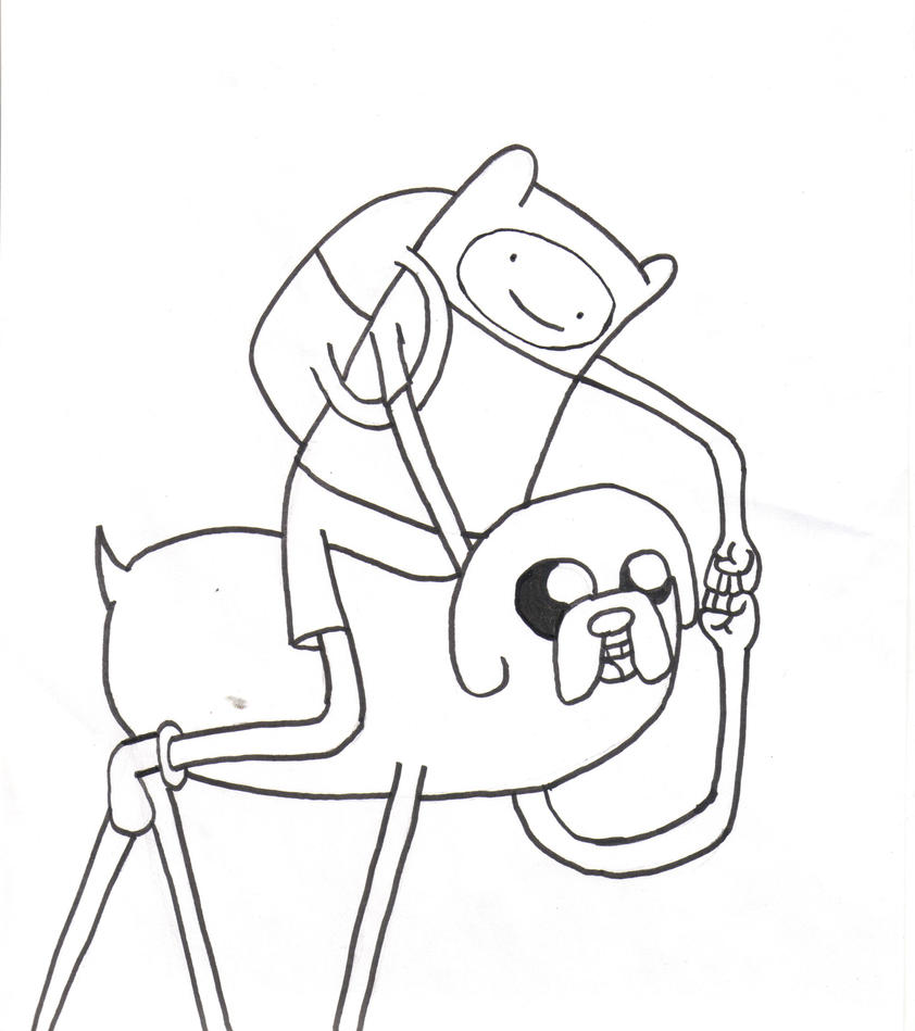 Cartoon Network Adventure Time Coloring Pages Coloring Pages