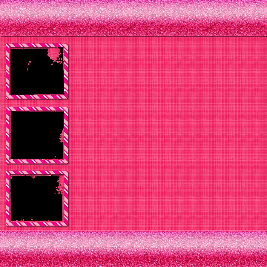 Textura rosa con marco png by eugenitas on DeviantArt