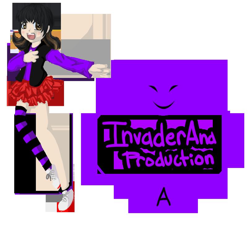 InvaderAna Production by OreoMilu