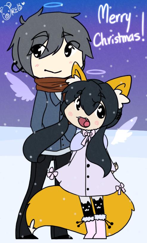 Happy Holidays by OreoMilu