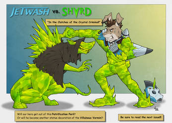 Jetwash vs Shard by Highyena
