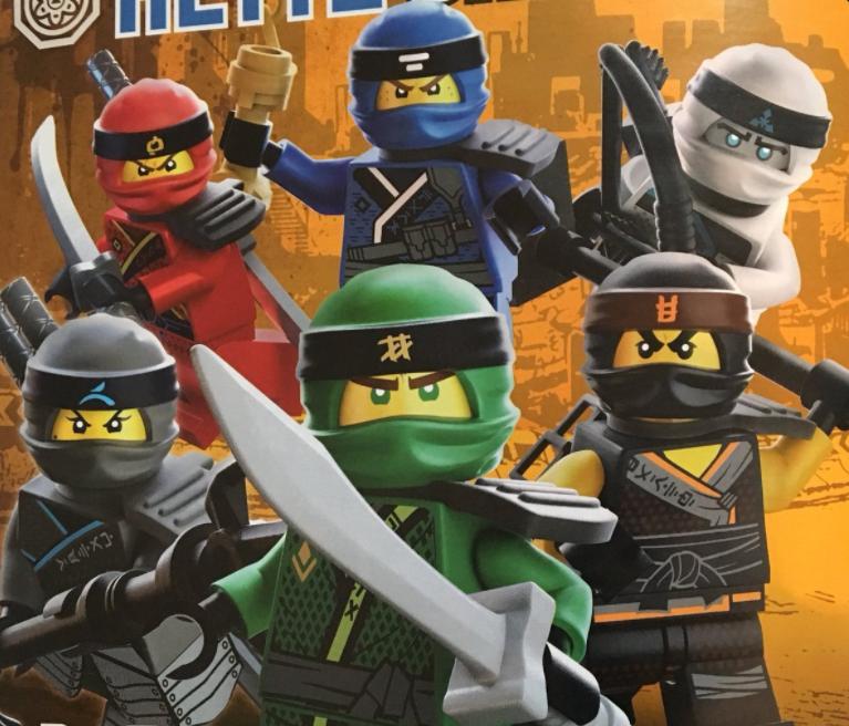 Lego Ninjago: Masters of Spinjitzu (Full Team) by BC-LS on DeviantArt