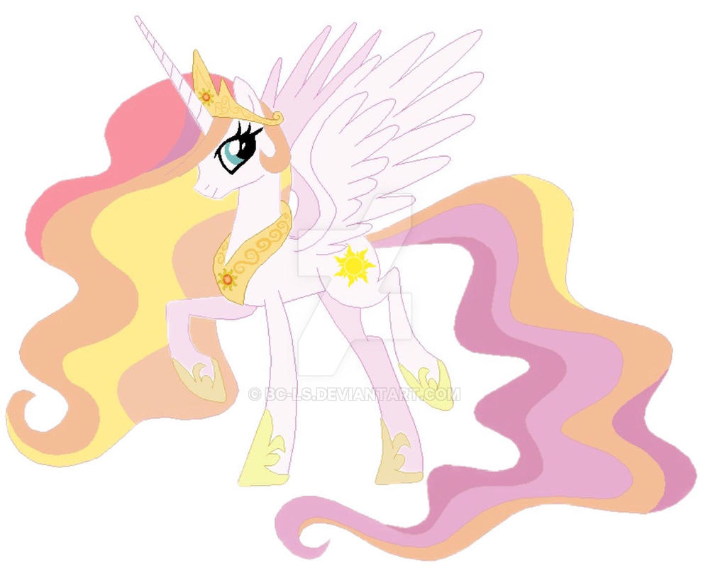 Serenaverse: Princess Solaria by BC-LS