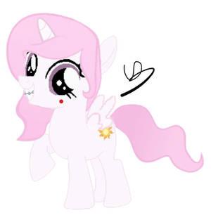 Gift: Filly Princess Celestia