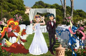 X-Mas Gift: AmourShipping Wedding