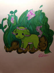 The Tea Dragon
