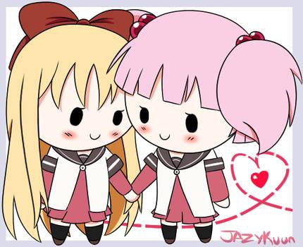 Chibi: Yuri lubb