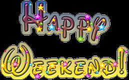 Happy Weekend to all my Friend by hiaamir