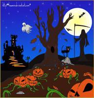 Halloween by hiaamir