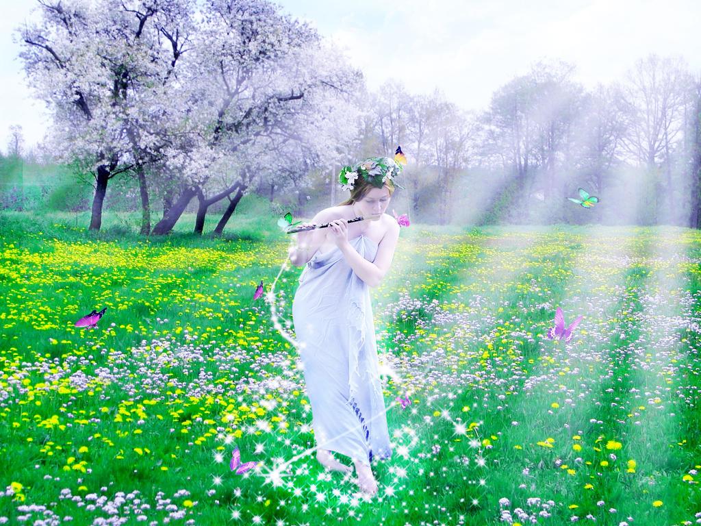 Spring by hiaamir