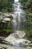 Waterfall by hiaamir