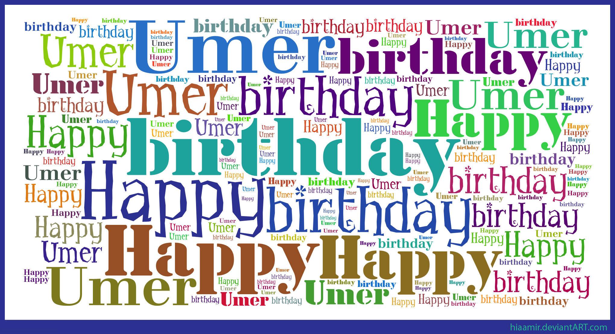 Good Wallpaper Name Happy Birthday - happy_birthday_umar_bro_by_hiaamir-d791919  Gallery_4202.jpg