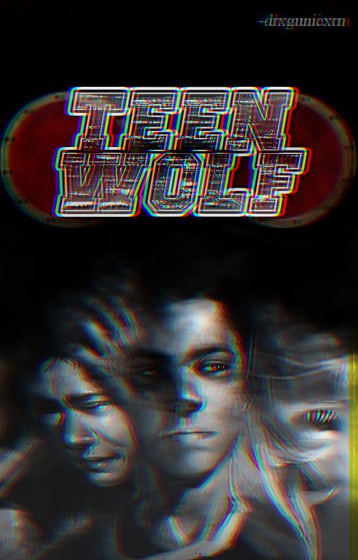 portada teen wolf by theoskater11