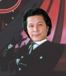 Kaga Takeshi as Roger Smith by RogersGirl
