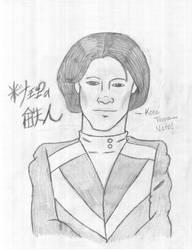 Chairman Kaga by RogersGirl